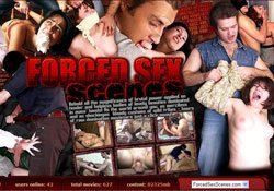 Forced Sex Scenes